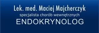 Lek. med. Maciej Majcherczyk Endokrynolog